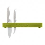 Reling na noże Bodum Bistro zielony