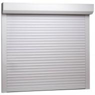 Roleta zewnętrzna, aluminiowa, 160 x 150 cm, biała