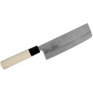 Satake Magoroku Saku Nóż Nakiri 17 cm