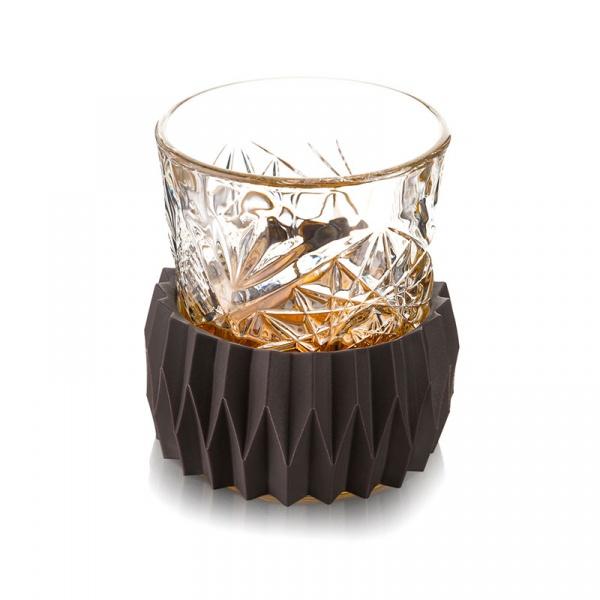Schładzacz do whisky Vacu Vin czarny VV-36405606