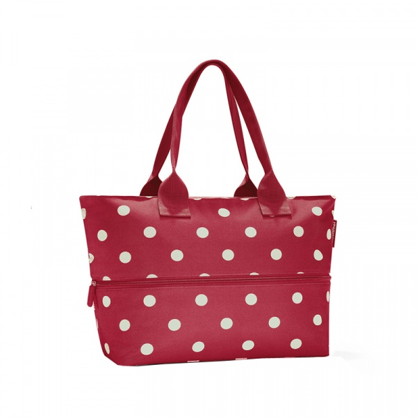 Siatka Reisenthel Shopper e1 ruby dots RRJ3014