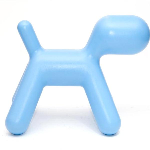 Siedzisko Pies niebieski DK-12621