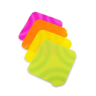 Silikonowa podkładka pod gorące naczynia Vialli Design Livio żółta