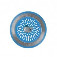 Sitko do zlewu Spout MSC International niebieskie