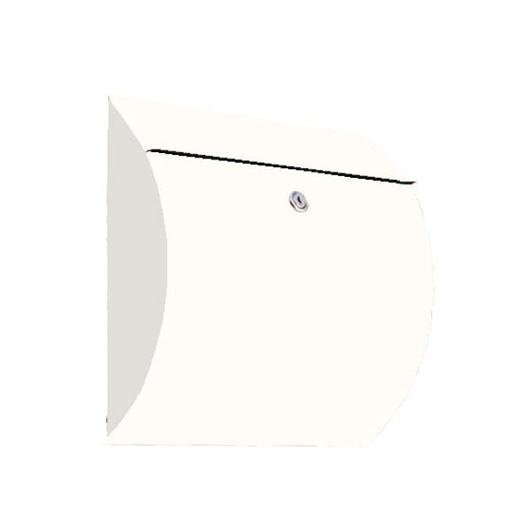Skrzynka na listy Max Knobloch Honolulu biała HONOLULU_biala
