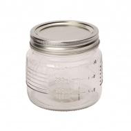 Słój do wekowania 500 ml Dexam przeźroczysty
