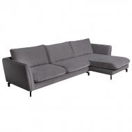 Sofa narożna lewostronna Adora 290x156x83 cm