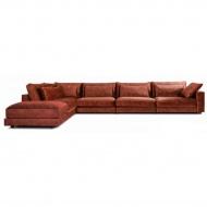 Sofa narożna Murray 2N3S+P 513x330x83 cm