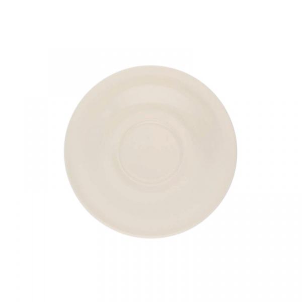 Spodek pod kubek 18 cm Kahla Pronto Colore kość słoniowa KH-203515A72263C