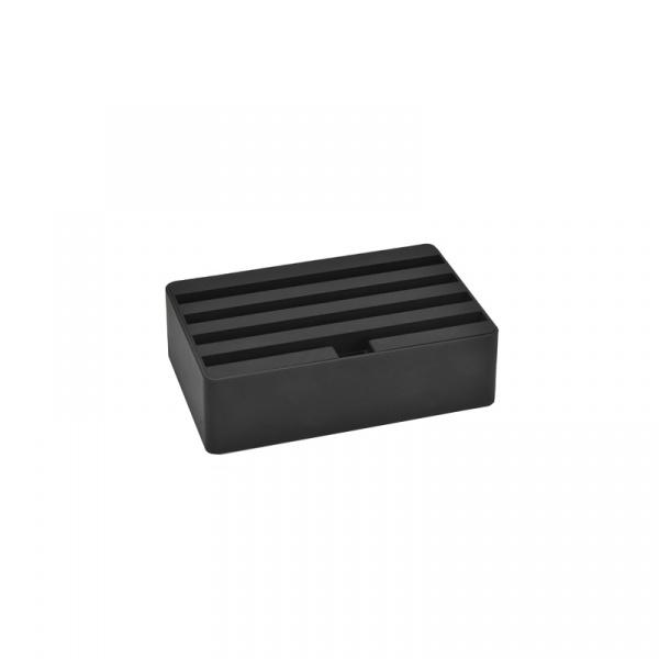 Stacja dokująca HUB 4 x USB Unique All Dock M czarna 4260368080441