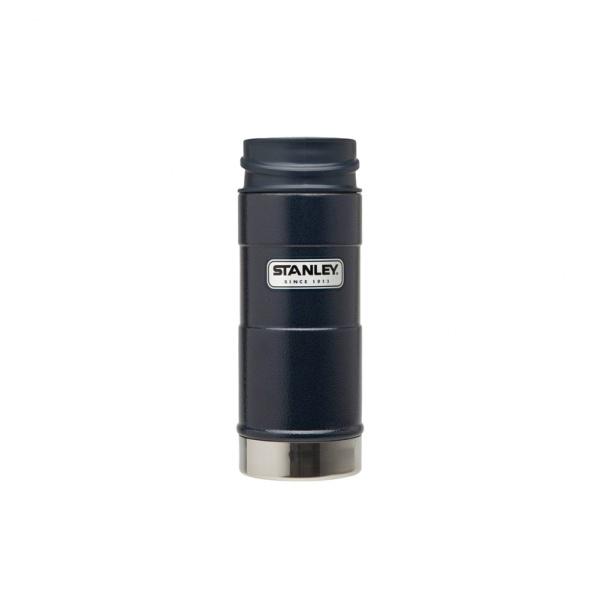 Stalowy kubek termiczny jednoręczny 0,35 l Stanley Classic granatowy ST-10-01569-006
