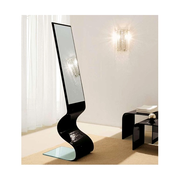 Stojące lustro w ramie King Home Innovation SI-DM-002/TO-DJ-02