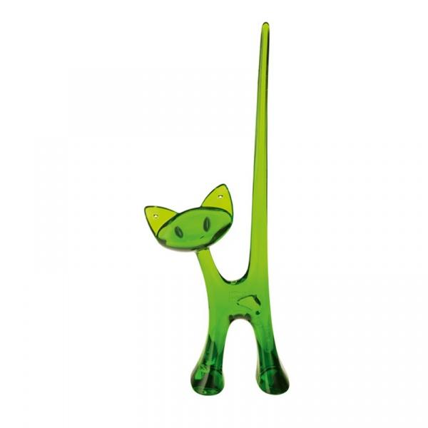 Stojak na biżuterie zielony Koziol Miaou KZ-5263588