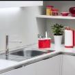 Stojak na ręcznik papierowy z rączką Forme Casa biały FC-01455711 FC-01455711