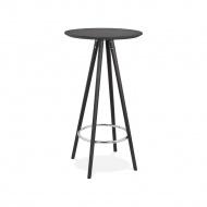 Stół barowy Kokoon Design Deboo czarny