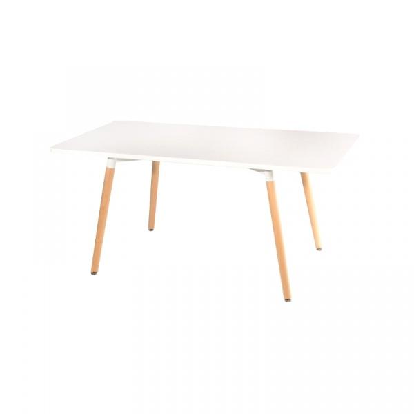 Stół D2 Copine biały 160x80 cm DK-41967