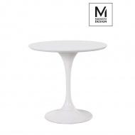 Stół Tulip Modesto Design 80cm biały