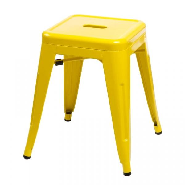 Stołek D2 Paris żółty  DK-41389