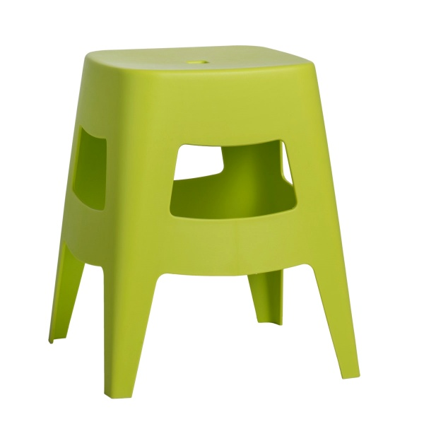 Stołek D2 Tower zielony 5902385708333