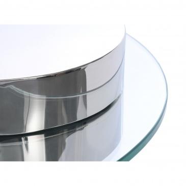 Stolik boczny okrągły Libretto 65x65x54 cm