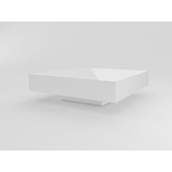 Stolik D2 Small Quadrat 80 biały 35 DK-71860