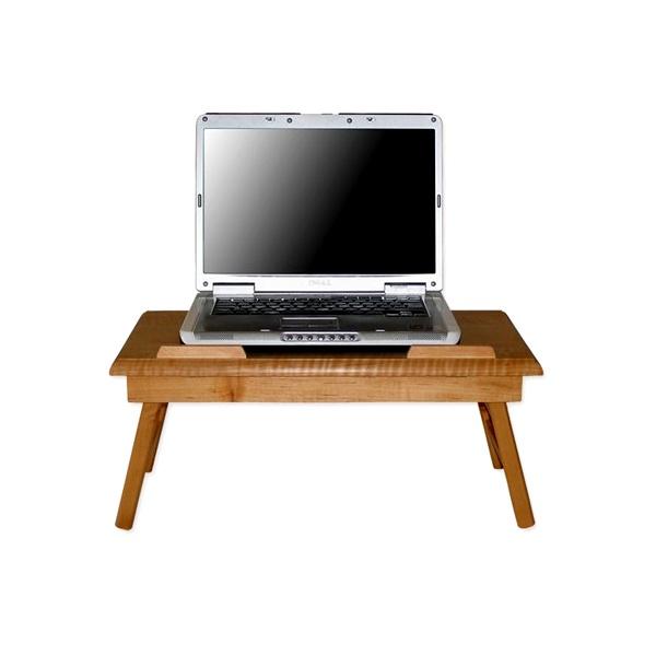 Stolik do laptopa Comfortable 17 naturalny CT-1720