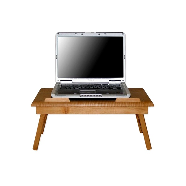 Stolik do laptopa Comfortable 17 naturalny CT-1700