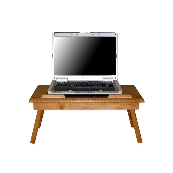 Stolik do laptopa Comfortable Full naturalny CT-1400