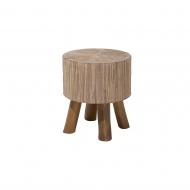 Stolik kawowy drewno tekowe Rupolado BLmeble