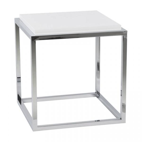 Stolik Kvadra Kokoon Design biały CT00290WH