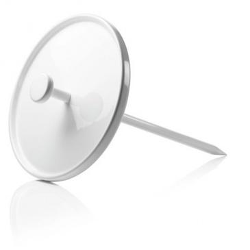 Stolik ogrodowy Menu Pin Table biały