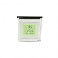 Świeca zapachowa GREEN TEA &  LIME 12x12 Lacrosse