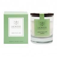 Świeca zapachowa Green Tea & Lime Lacrosse
