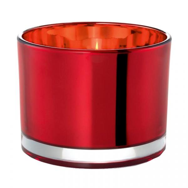 Świecznik na tealight Philippi Keys czerwony 261024