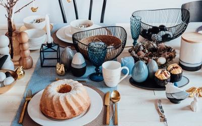 Święta Wielkanocne - jak nakryć wielkanocny stół?