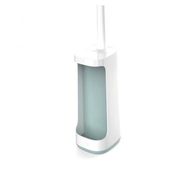 Szczotka do toalet 11,4x13,6x45,3cm Joseph Joseph Flex biało-niebieska 70507