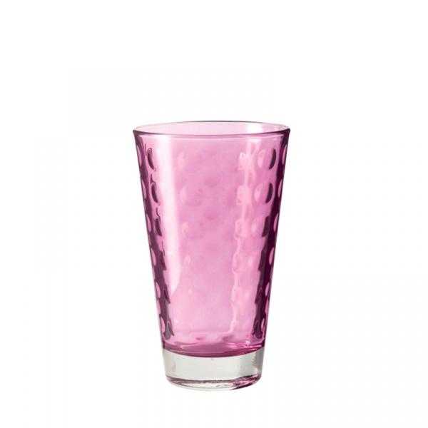 Szklaneczka 300 ml Leonardo Optic fioletowa 018004