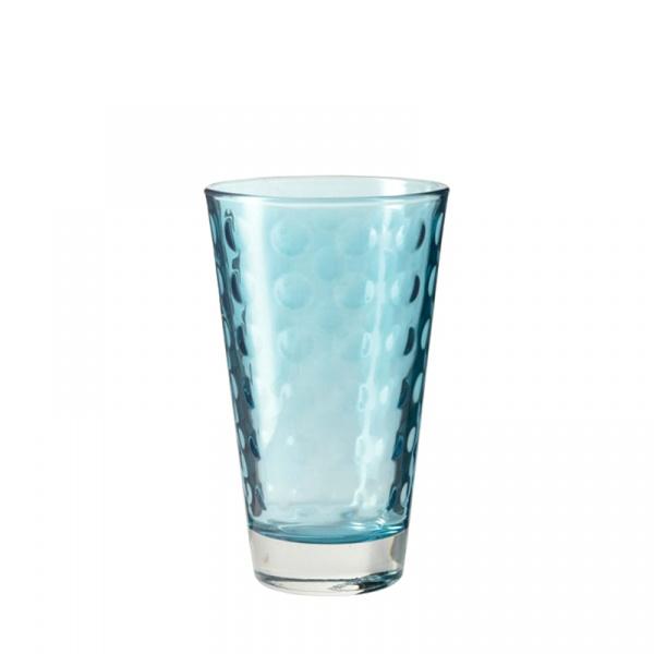 Szklaneczka 300 ml Leonardo Optic niebieska 018011