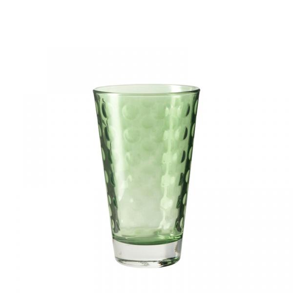 Szklaneczka 300 ml Leonardo Optic zielona 018008