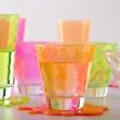 Szklanka 0,3 L zielona Optic 049418