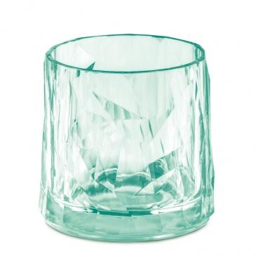 Szklanka 250 ml Koziol Club transparentna zielona KZ-3402653