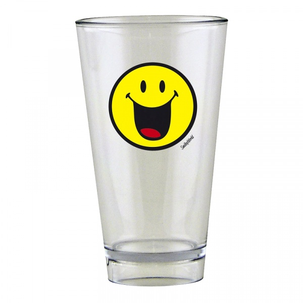 Szklanka 300 ml Zak! Design Smiley Happy 6727-R955