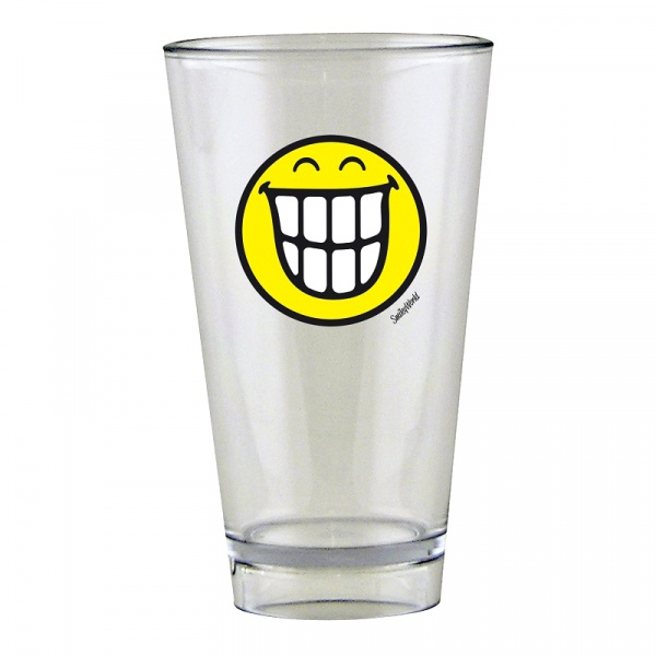 Szklanka 300 ml Zak! Design Smiley Teeth 6727-R950