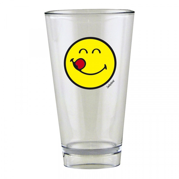 Szklanka 300 ml Zak! Design Smiley Yummy 6727-R953