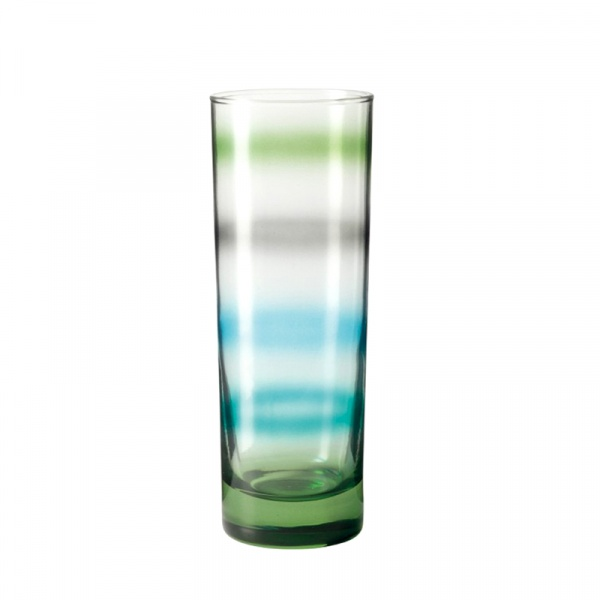 Szklanka 305 ml Leonardo Rainbow zielona 018204