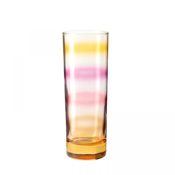 Szklanka 305 ml Leonardo Rainbow żółta 018203