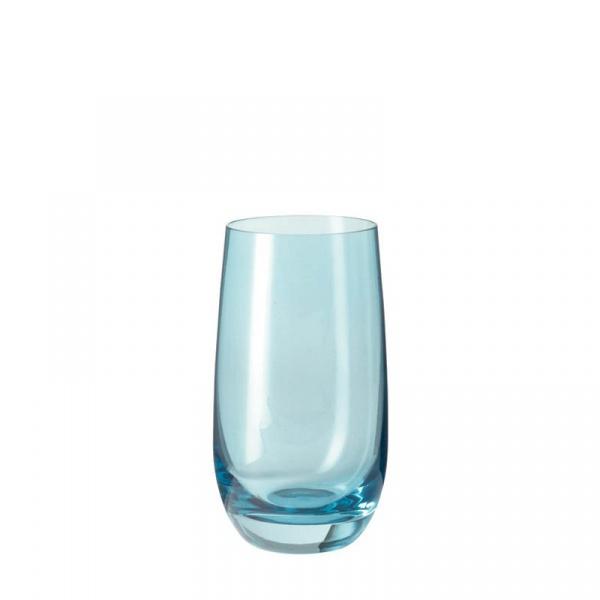 Szklanka 390 ml Leonardo Colori niebieski 018046