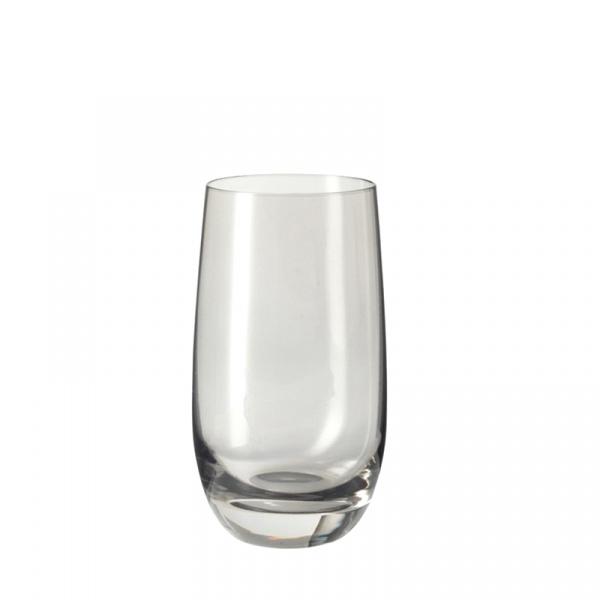 Szklanka 390 ml Leonardo Colori szara 018042