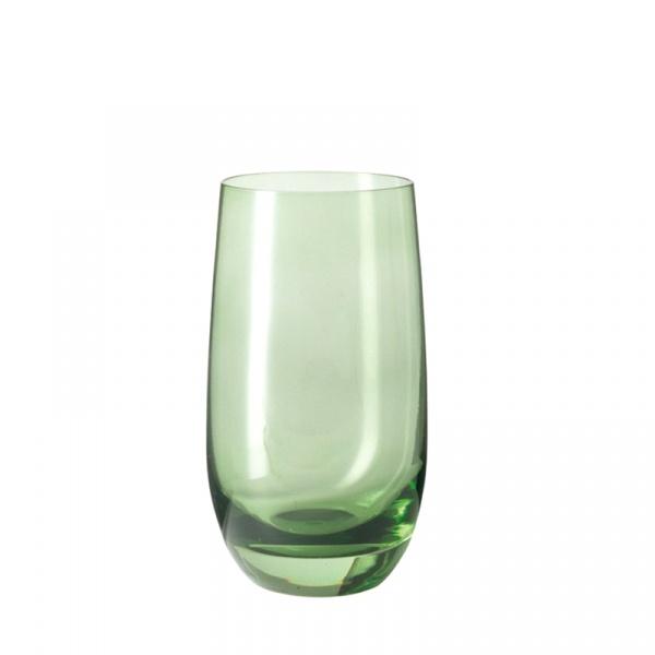 Szklanka 390 ml Leonardo Colori zielona 018043