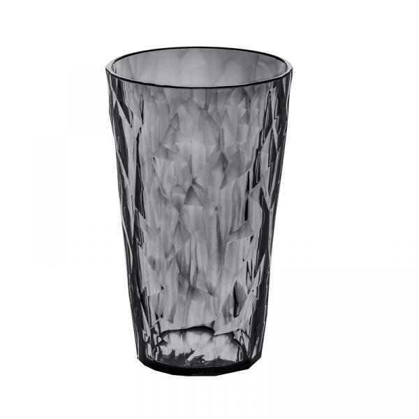 Szklanka na zimne napoje 0,45 L Koziol CRYSTAL 2.0 antracytowy  KZ-3578540